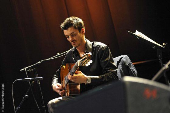 Adrien Marco Silex concert