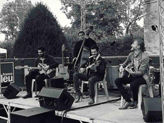 jazz manouche radio france bleu django reinhardt